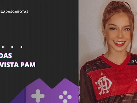 Liga Cast #3: Entrevista com Pam