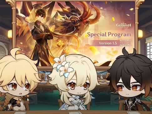 Genshin Impact: Confira as novidades da atualização 1.5!