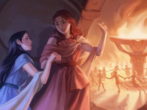 #Patroas da Semana: Leona e Diana