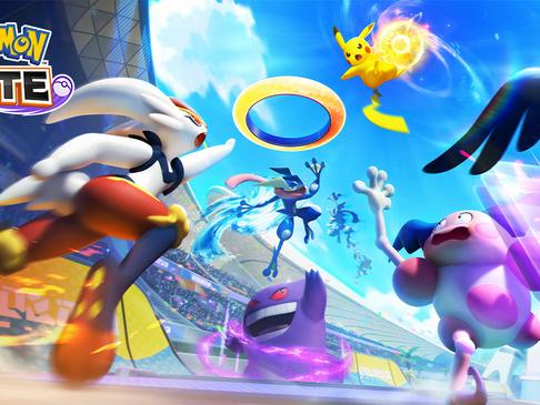 Confira nosso guia sobre Pokémon UNITE, disponível hoje para celulares!