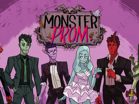 #LDGIndica: Monster Prom - Seja o seu pior!