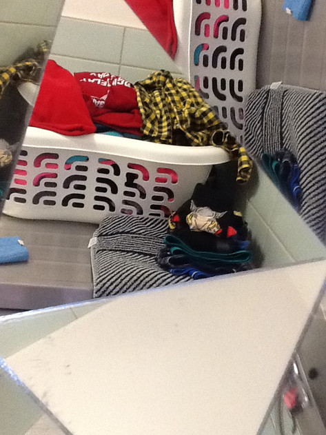 Laundry room by Micheal