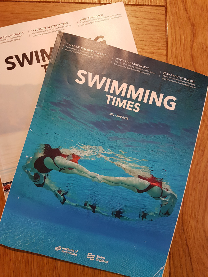 Swimming Times ...
