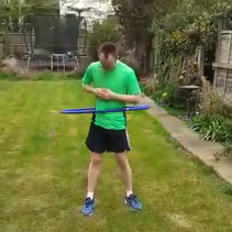hoola hoop challenge