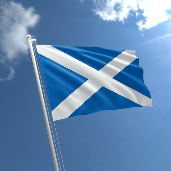 Scotland here I come ...
