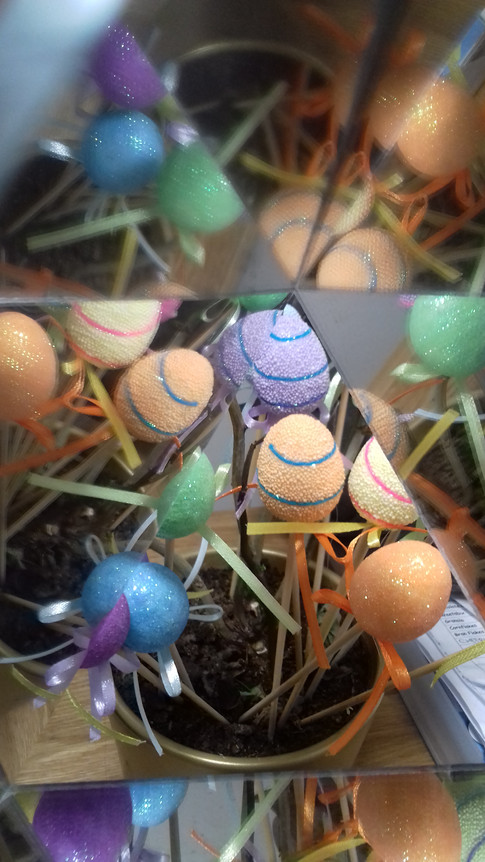 Easter Eggs by Micheal