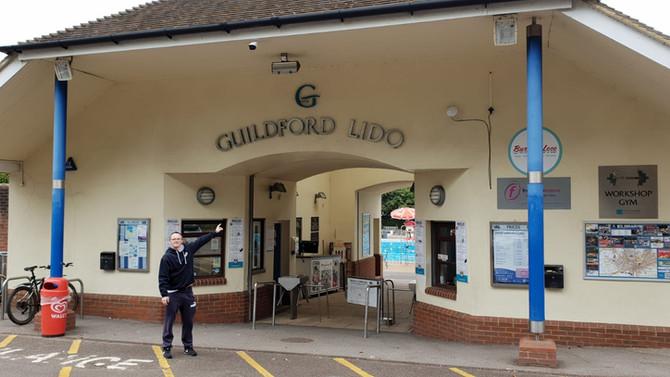 Guildford lido