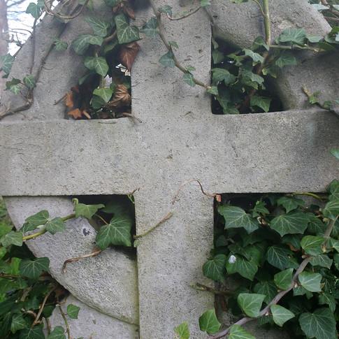 Cross by Eddie