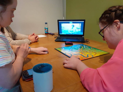 GAMES ON ZOOM