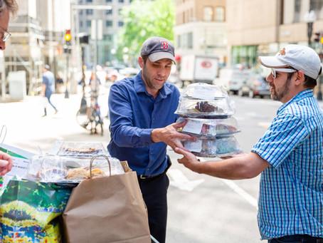 Milk Street Cafe Fights Food Waste in Boston
