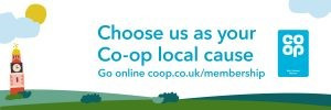 A big thank you to Ash and Ash Vale Co-op Members