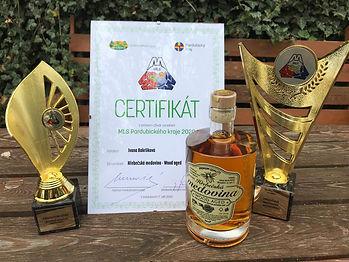 certifikát kvalitní chuti
