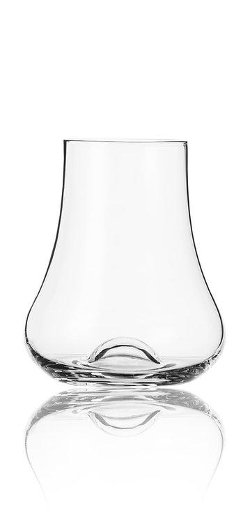 Prémiová sklenice bez stopky