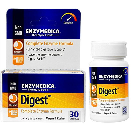 Enzymedica - Digest - 30 capsules