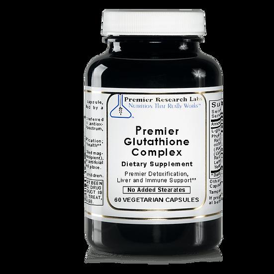 Premier Glutathione Complex | 60 vegetarian capsules