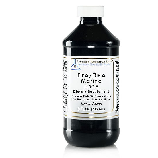 EPA/DHA Marine Liquid | 8 fl oz | 47 servings
