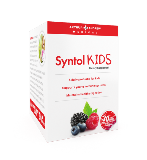 Arthur Andrew Medical - Syntol Kids - 30 single serving sticks