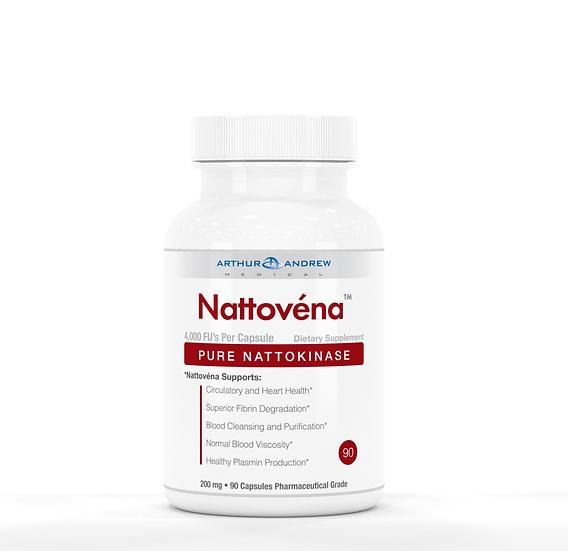 Arthur Andrew Medical - Nattovéna 200 mg - 90 capsules