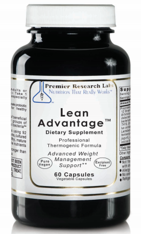 Lean Advantage | 90 vegetarian capsules