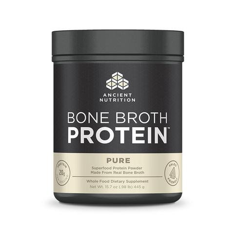 Ancient Nutrition - Bone Broth Pure - 15.7 oz