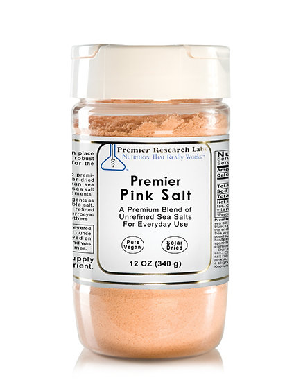 Premier Pink Salt - 12 oz