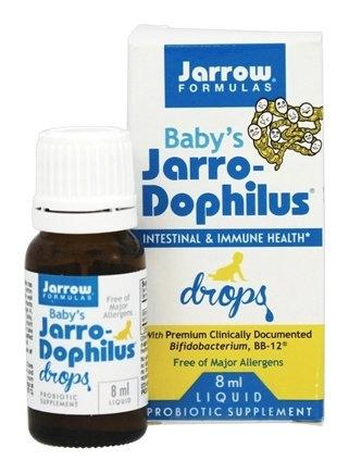 Baby's Jarrow-Dophilus drops | .27 fl oz | 21 servings