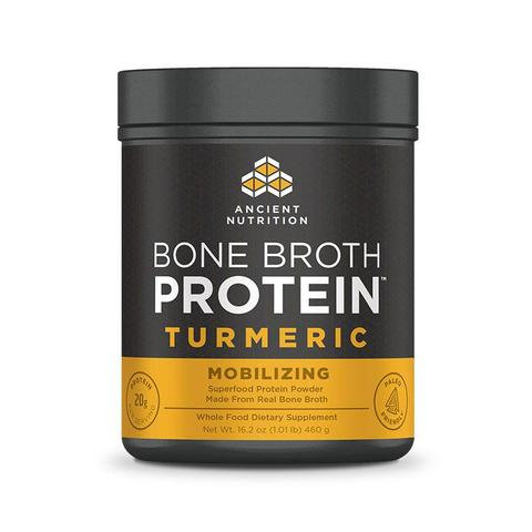 Ancient Nutrition - Bone Broth Protein Turmeric - 16.2 oz