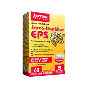 Jarro-Dophilus EPS 5 Billion 8 Strains | 60 capsules