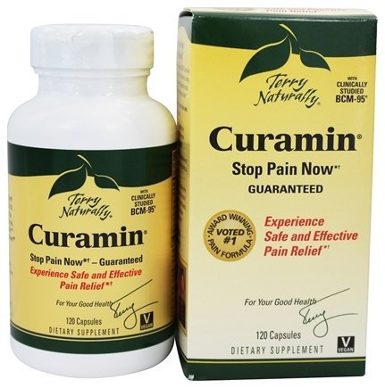 Terry Naturally - Curamin - 60 capsules