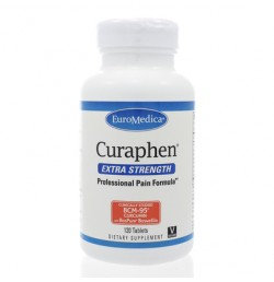 EuroMedica - Curaphen Extra Strength - 60 tablets