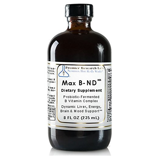Max B-ND | 8 fl oz | 94 servings