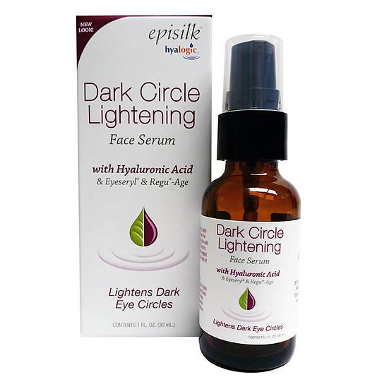 Episilk - Dark Circle Lightening Serum w/ HA - 1 fl oz