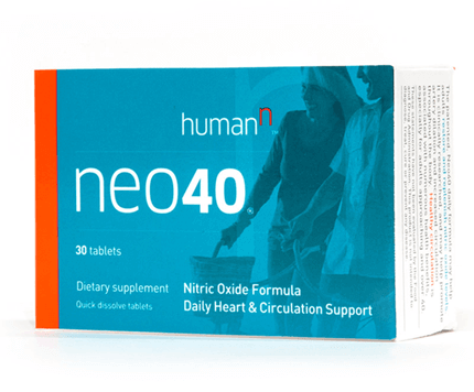 humanN - Neo40 - 30 tablets
