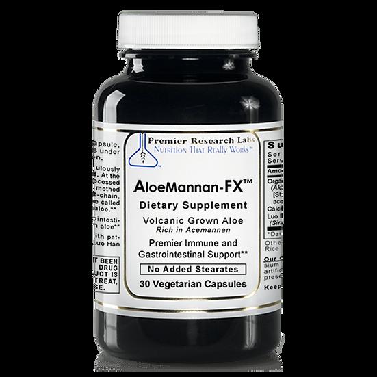 Premier Aloe, formerly AloeMannan-FX  | 30 vegetarian capsules