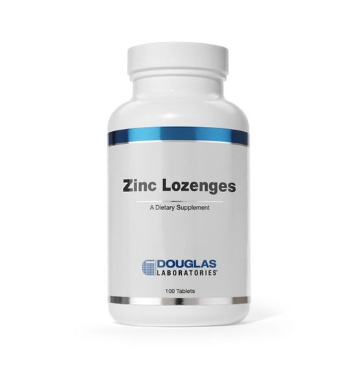 Zinc Lozenges | 100 count | Douglas Laboratories