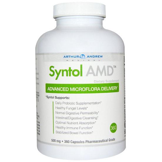 Arthur Andrew Medical - Syntol AMD 500 mg - 360 capsules