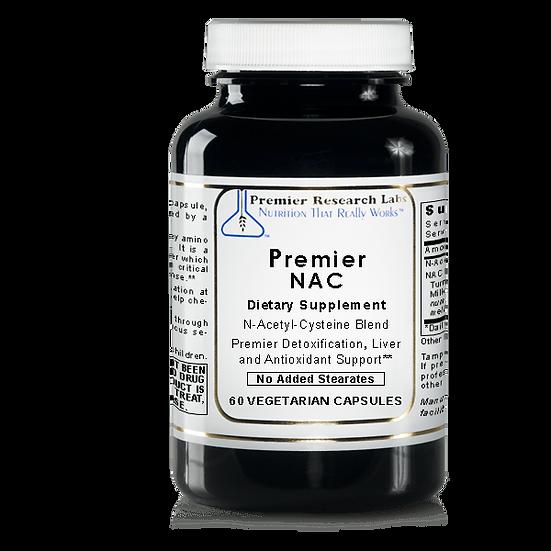 Premier NAC | 60 vegetarian capsules
