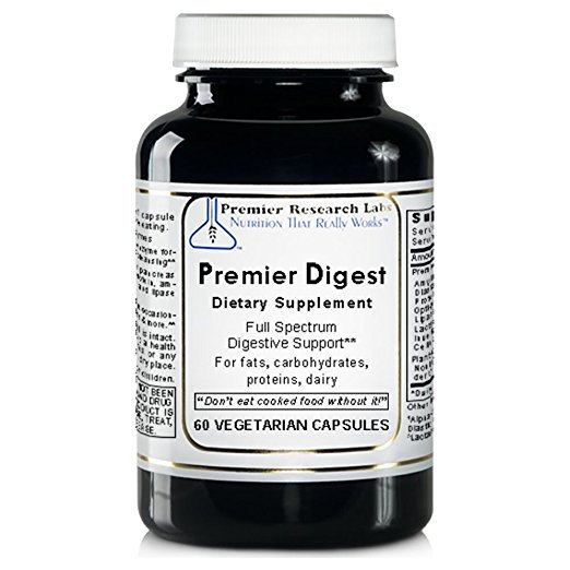 Premier Digest | 60 vegetarian capsules