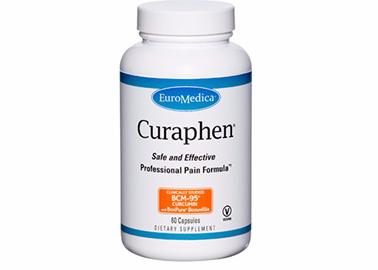 EuroMedica - Curaphen - 60 capsules