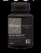 DaVinci Labs Telomere Benefits - 60 capsules
