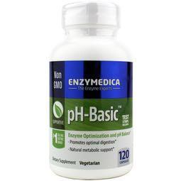 Enzymedica - pH-Basic - 120 capsules