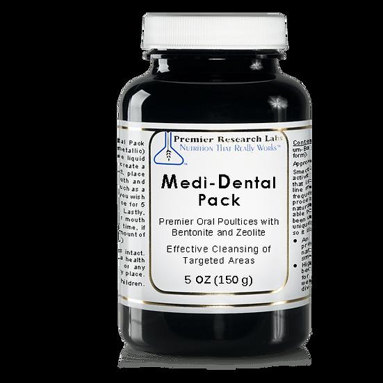 Medi-Dental Pack | 5 oz | 192 applications