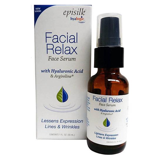 Episilk - Facial Relax w/HA - 1 fl oz