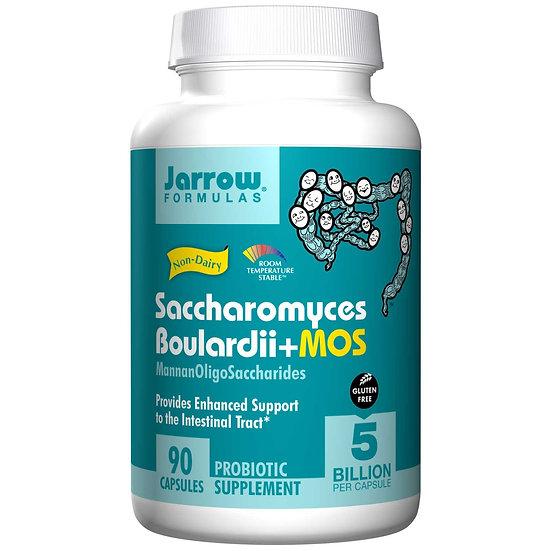 Saccharomyces Boulardii +MOS 5 Billion | 90 veg caps