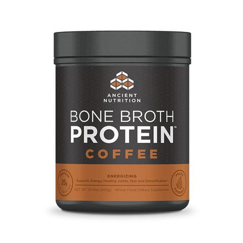 Ancient Nutrition - Bone Broth Protein Coffee - 20.9 oz
