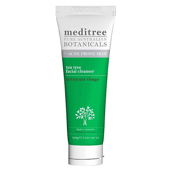 Meditree - Tea Tree Facial Cleanser - 3.5 oz