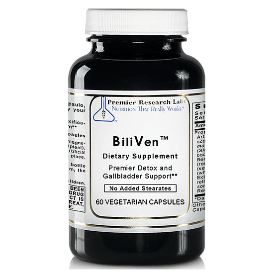 BiliVen | 60 vegetarian capsules