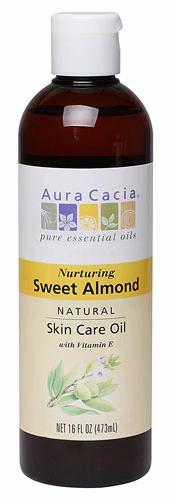 Sweet Almond Skin Care Oil