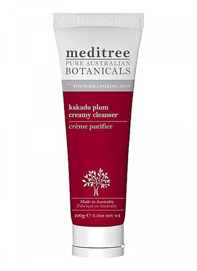Meditree - Kakadu Plum Creamy Cleanser - 3.5 oz