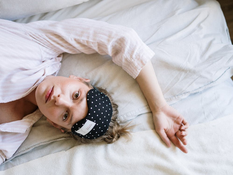 Sleeping Difficulty: 5 Tips to Beat Insomnia